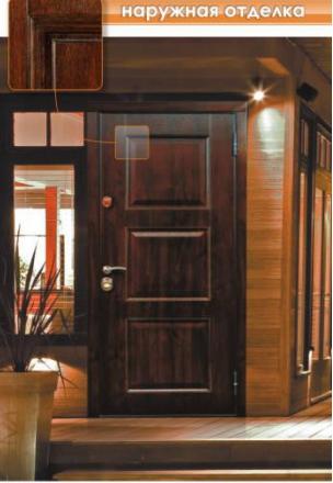 металлическая дверь элит 8