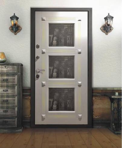 металлическая дверь элит 5