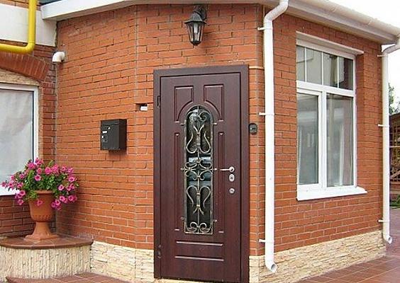 уличные входные двери в дом и их продажа